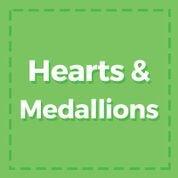 Hearts & Medallions